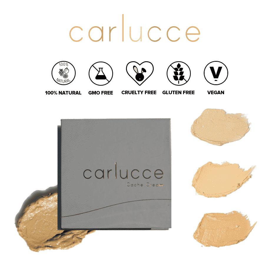 *CARLUCCE – CACHE ORGANIC CREAM FOUNDATION | $24 |