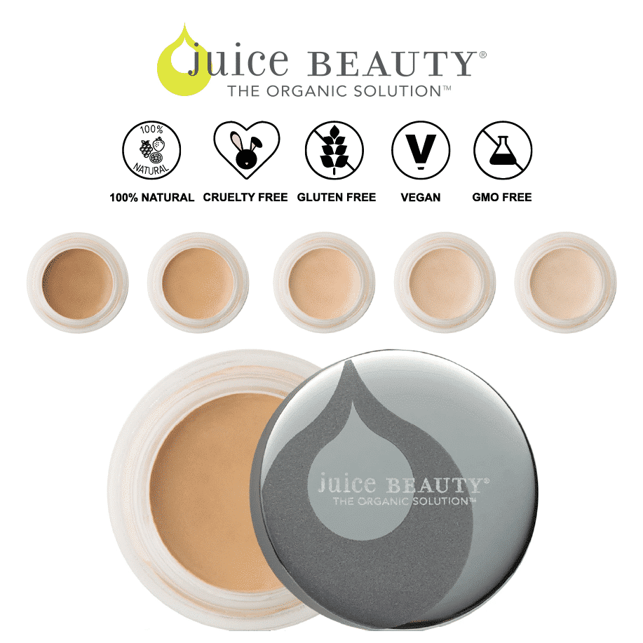 *JUICE BEAUTY – PHYTO PIGMENTS PERFECTING ORGANIC CONCEALER | $25 |