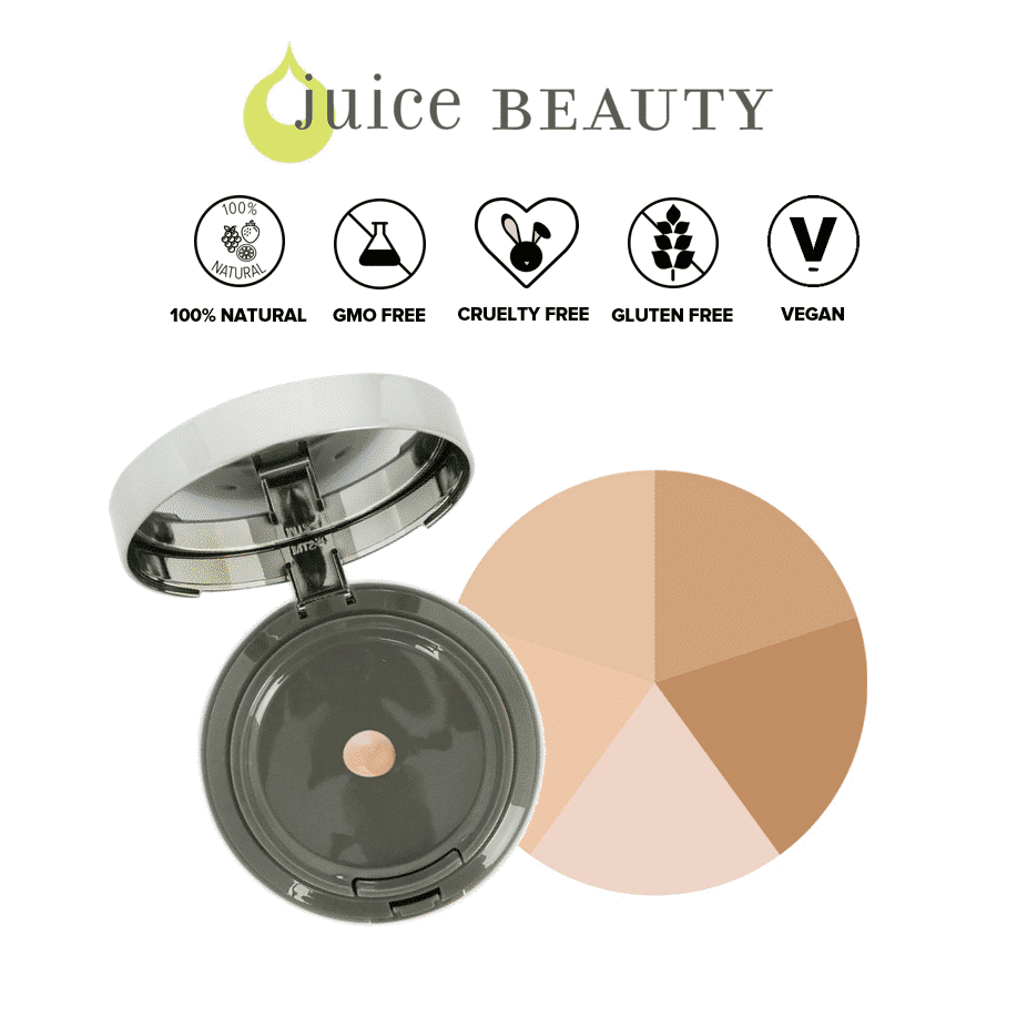 *JUICE BEAUTY – PHYTO-PIGMENTS YOUTH CREAM COMPACT | $45 |