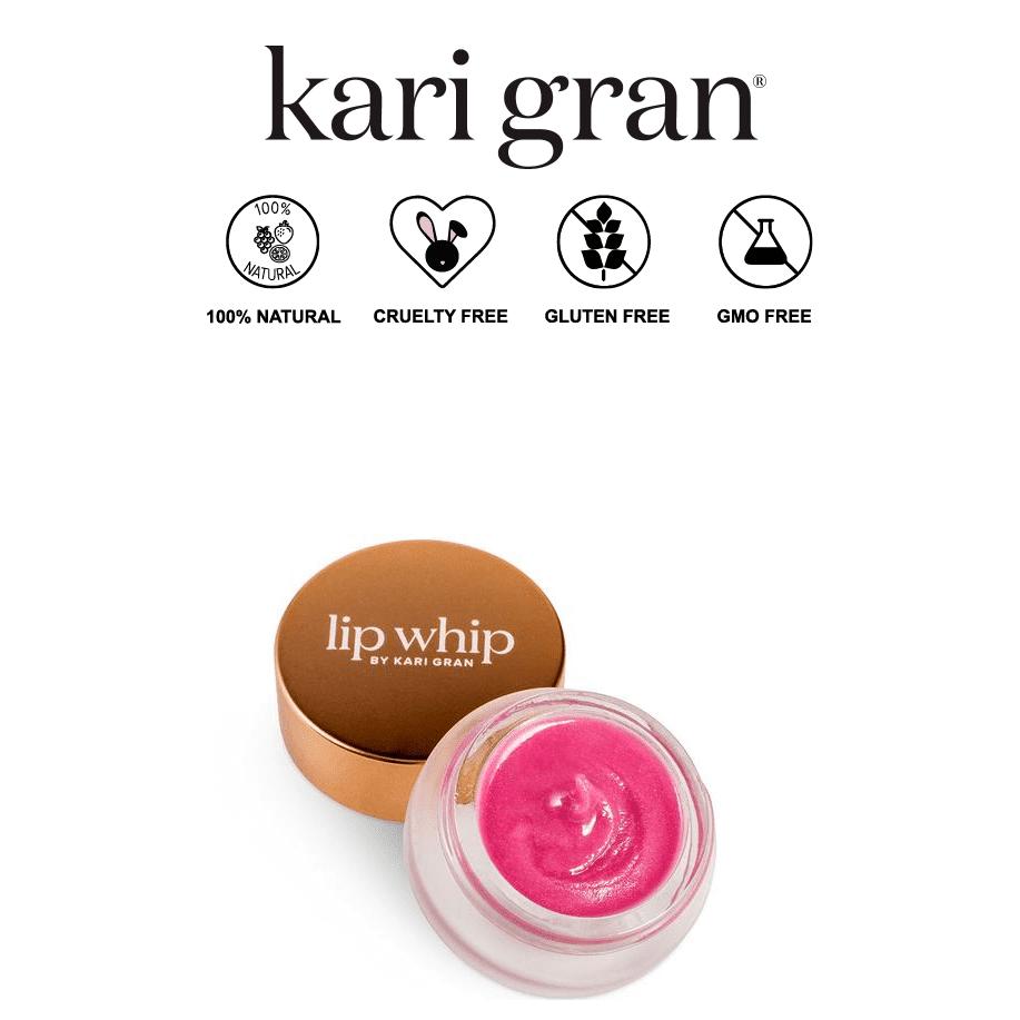 *KARI GRAN – ORGANIC LIP WHIP LIP GLOSS | $20 |