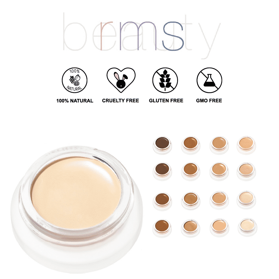 """*RMS BEAUTY – """"UN"""" COVER UP ORGANIC FOUNDATION 