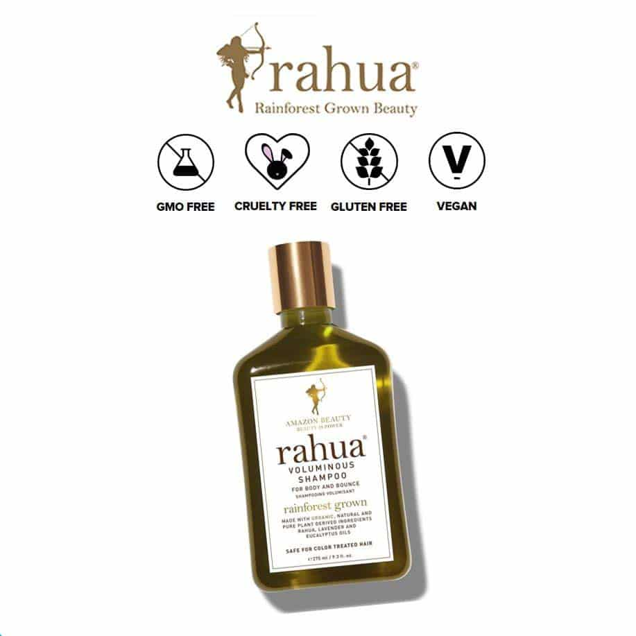 *RAHUA – VOLUMINOUS ORGANIC SHAMPOO | $34 |