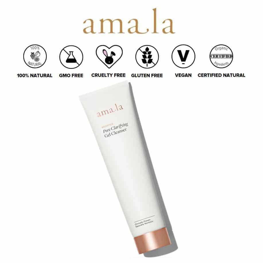 *AMALA – PURIFYING ORGANIC GEL CLEANSER | $78 |