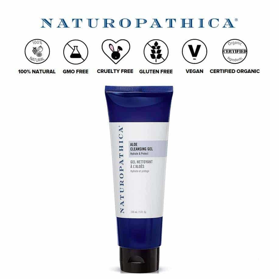 *NATUROPATHICA — ORGANIC ALOE CLEANSING GEL | $36 |