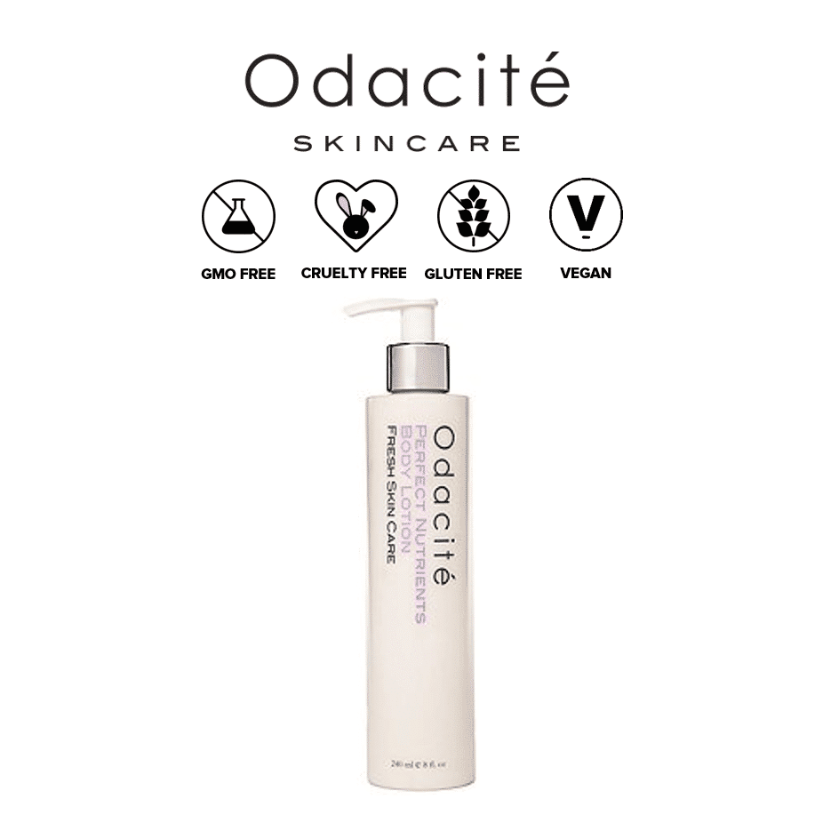 *ODACITE – PERFECT NUTRIENTS ORGANIC BODY LOTION | $50 |