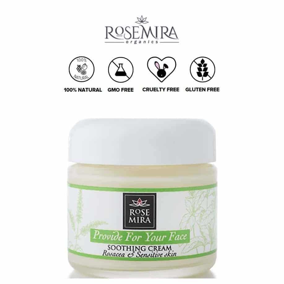 *ROSE MIRA – PROVIDE FOR YOUR FACE SOOTHING MOISTURIZER | $64 |