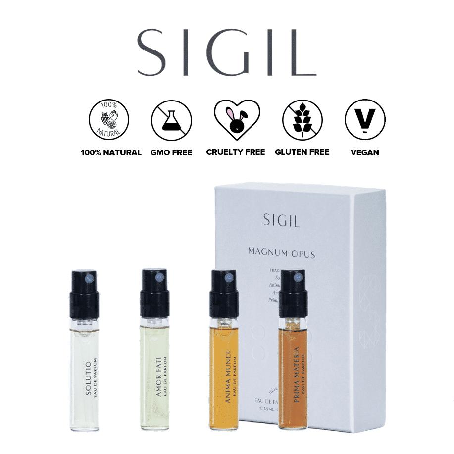 SIGIL SCENT – ALL NATURAL & ORGANIC PERFUMES | $120 |