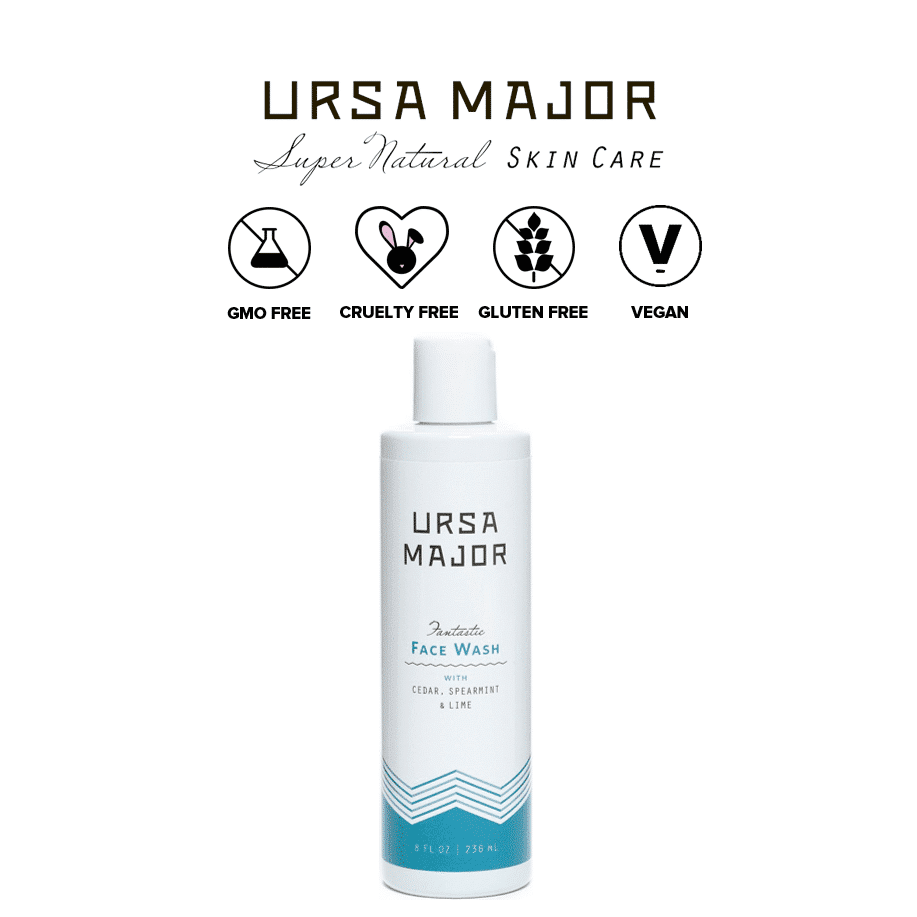 *URSA MAJOR — FANTASTIC FACE WASH | $28 |
