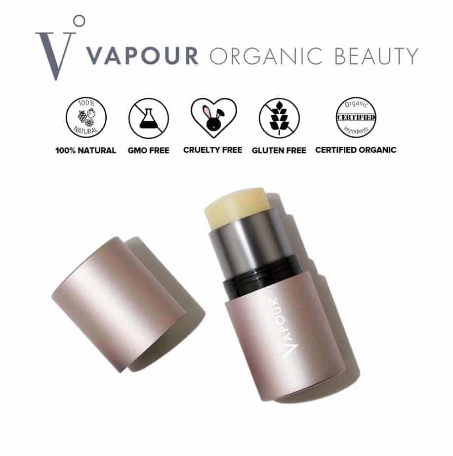 *VAPOUR BEAUTY – LUX ORGANIC LIP CONDITIONER BALM   $24  