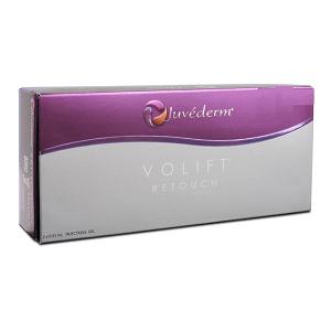 Juvederm Volift Retouch (2x0.55ml)