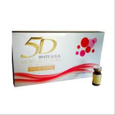 5D White Micro Glutathione