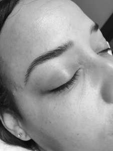 Houston's Best eyebrow waxing services