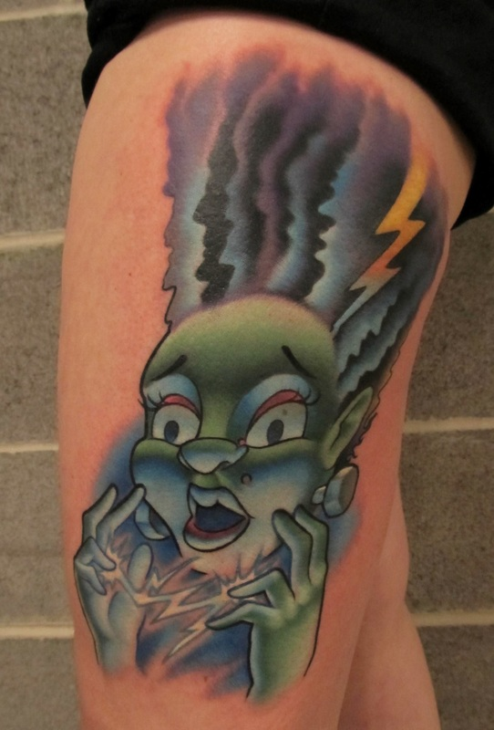 joe's tattoos - skin deep ink tattoo