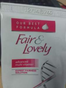 Fair and Lovely Advanced Multivitamin Cream Review