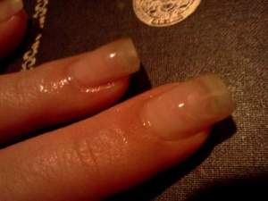 cuticle oil for dry cuticles