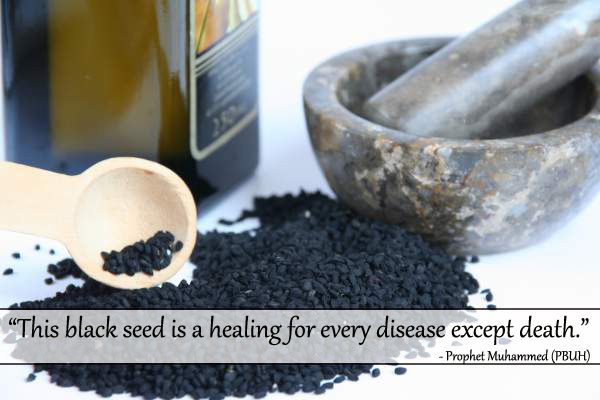 black seed oil for acne