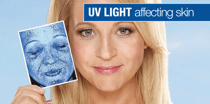Image result for uv skin