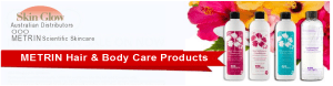 metrin hair and body care