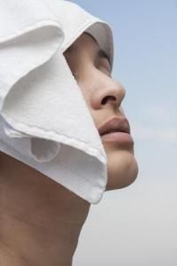 Acne clinic preparation
