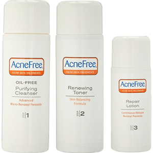 Acnefree packaging