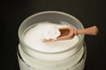 Coconut oil is great for acne scars!