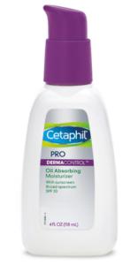 Cetaphil moisturizer for oily skin
