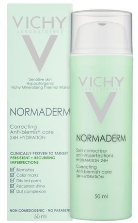 vichy normaderm anity blemish for acne
