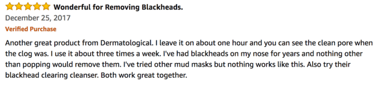 A outstanding Review of the Dermatologica Charcoal Rescue Mask