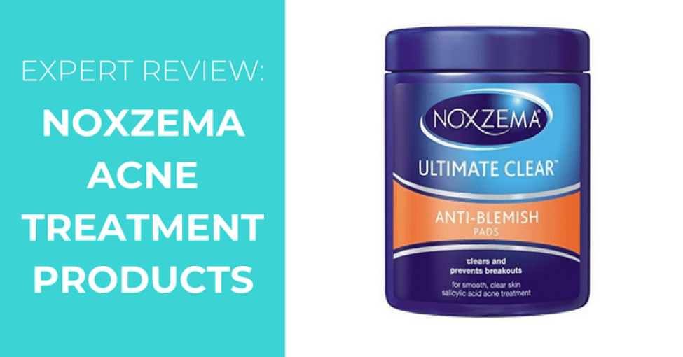 Noxzema Products Review