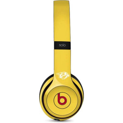 Nashville Predators Color Pop Beats Solo 3 Wireless Skin Nhl