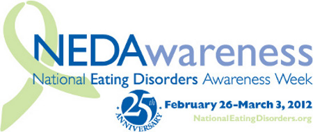 National Eating Disorders Awareness Week!