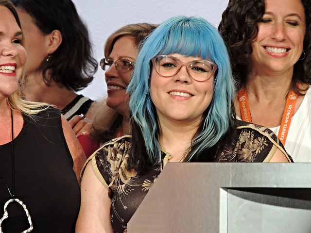 That Time I Was a VOTY Honoree at BlogHer15