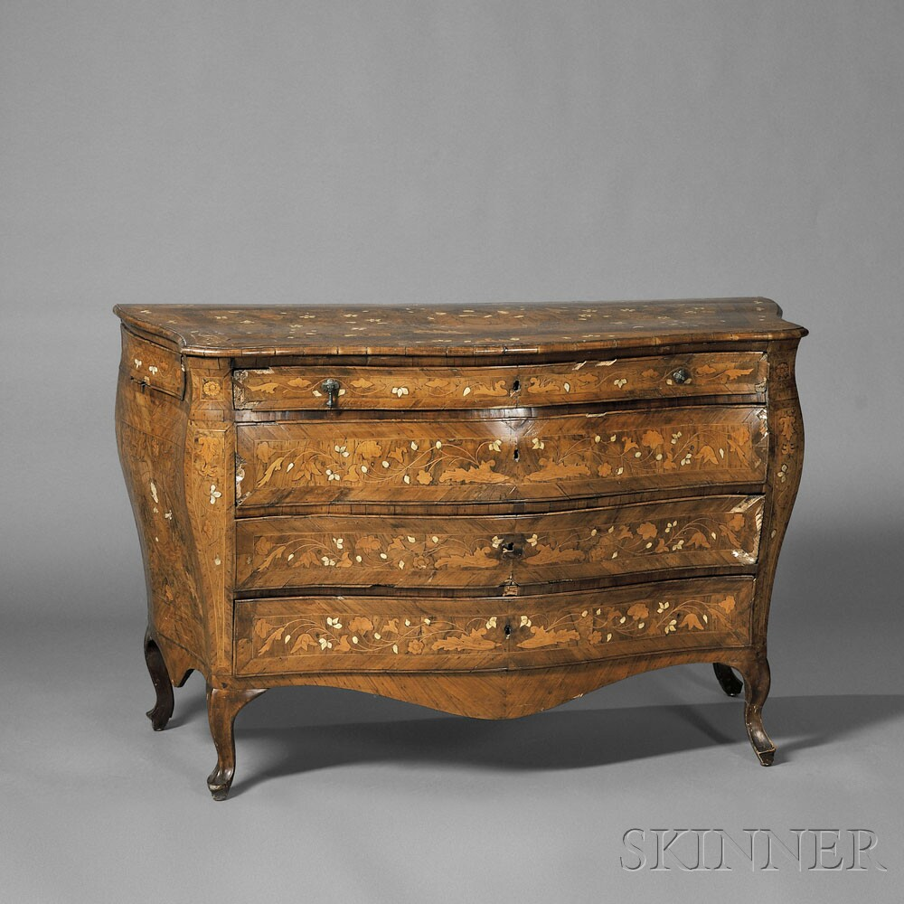 Elaboate Ornate Antique Furniture