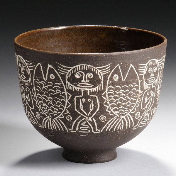 1000 Ceramics Edwin & Mary Scheier