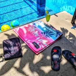 Tesalate Beach Towel X Skinnygirldiariez