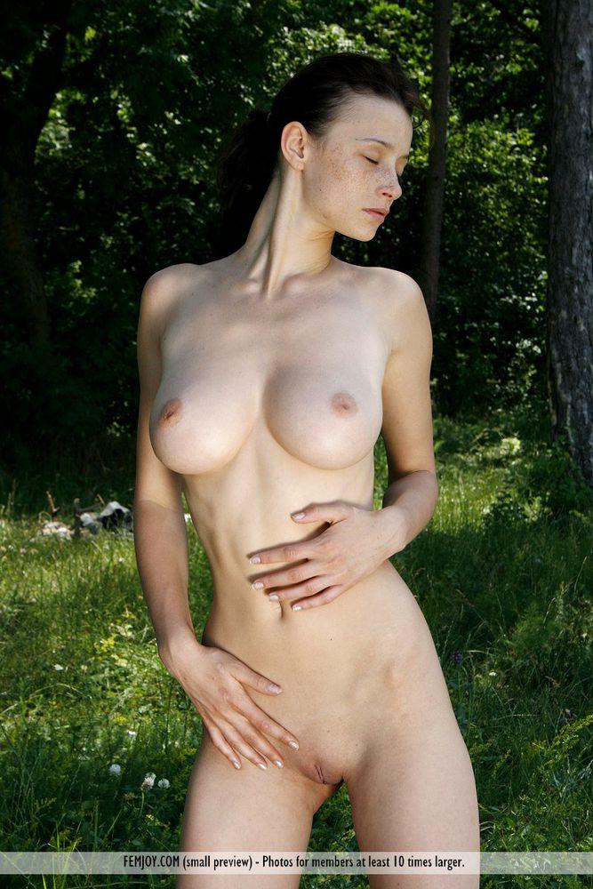 Big Boobs Skinny Girl