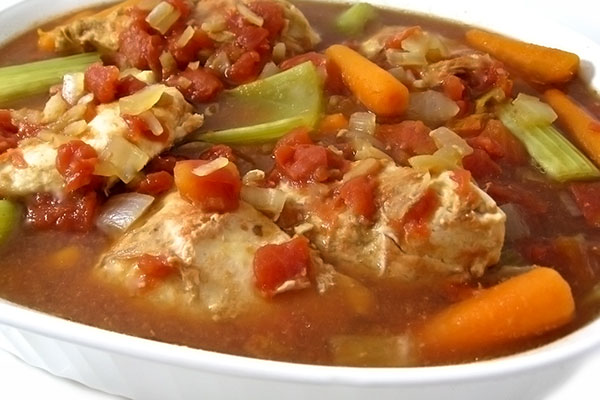 Easy Peasy Skinny Crock Pot Chicken With Weight Watchers Points Skinny Kitchen