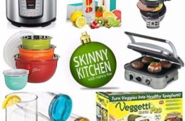 Skinny Kitchen's Holiday Gift Guide (2017)