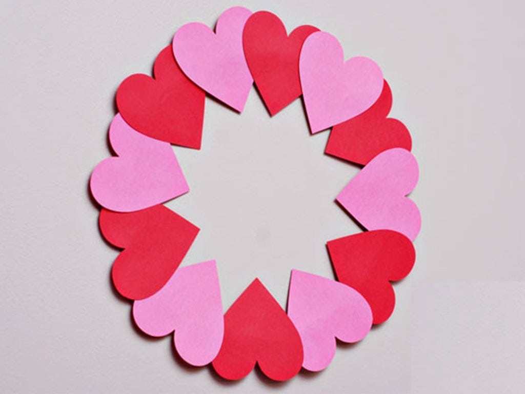 Valentine Day Craft Ideas For Kids