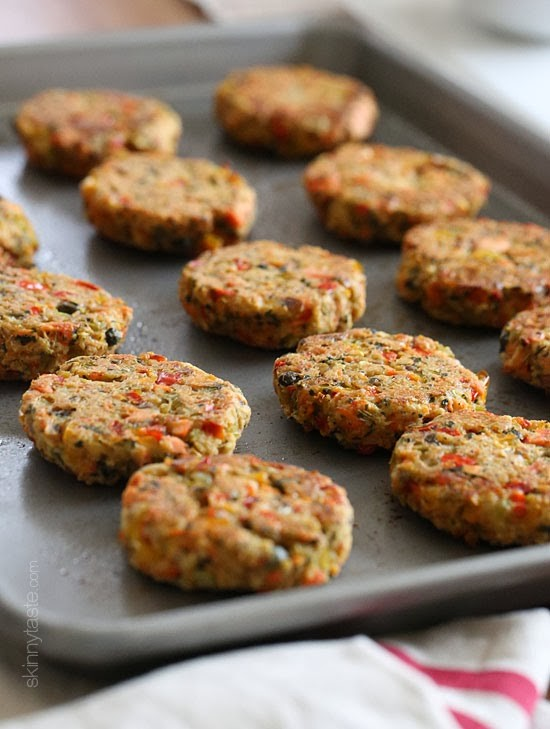 Oven Baked Canned Salmon Cakes