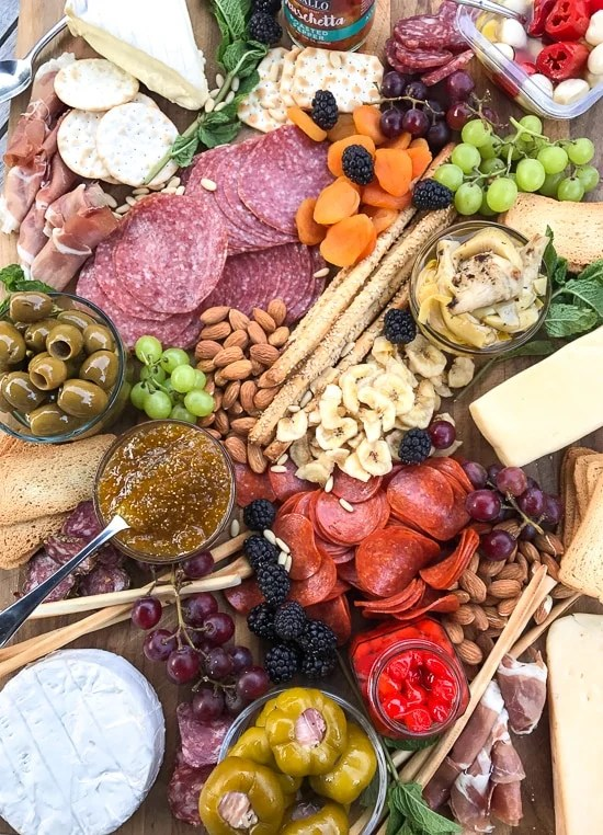 Fall Round Picnic Table Wallpaper How To Make An Epic Charcuterie And Cheese Board
