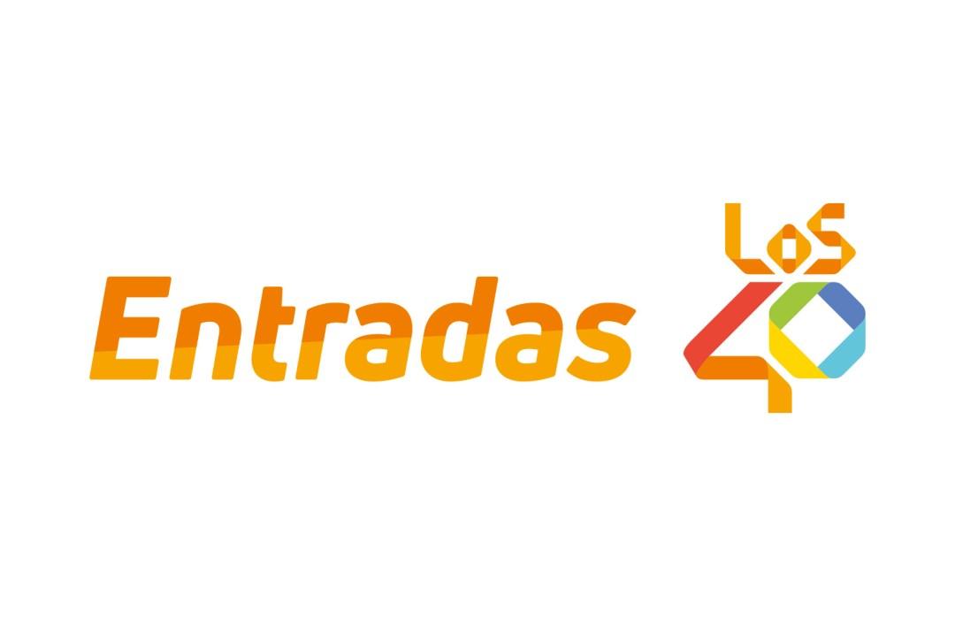 Entradas Los40 – Logo