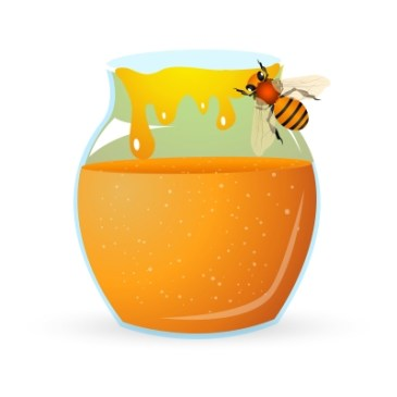 Honey for Deep Healing