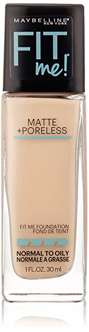Best Foundation For Oily Skin - Matte Finish
