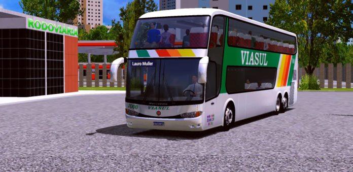 Resultado de imagem para Marcopolo G6 1800 DD world bus