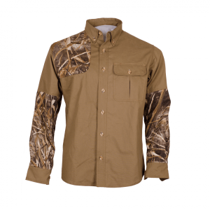 Men's Classic EXTREME Long Sleeve Hunting Shirt Front