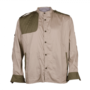 Men's Classic SOLO-II Long Sleeve Hunting Shirt Front