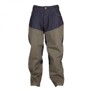 Men's Denim Hunting Trouser GAME-DAY Front