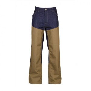 Men's Denim Hunting Trouser ULTIMAT Front