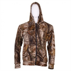 Men's Hunting CHILL Fleeced Jacket Front